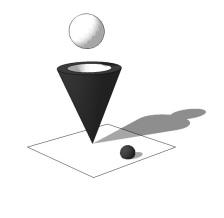 simple geometry 3D