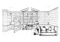 01_BC_Library Wall