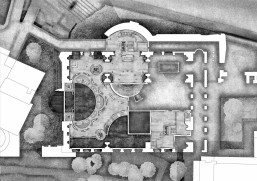 Wayne Mannings Ground floor plan